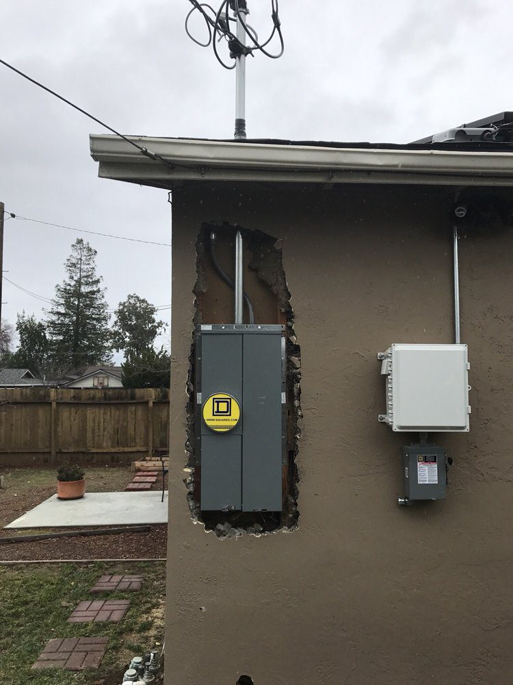 California Power and Light Electrical Panel Upgrade 25