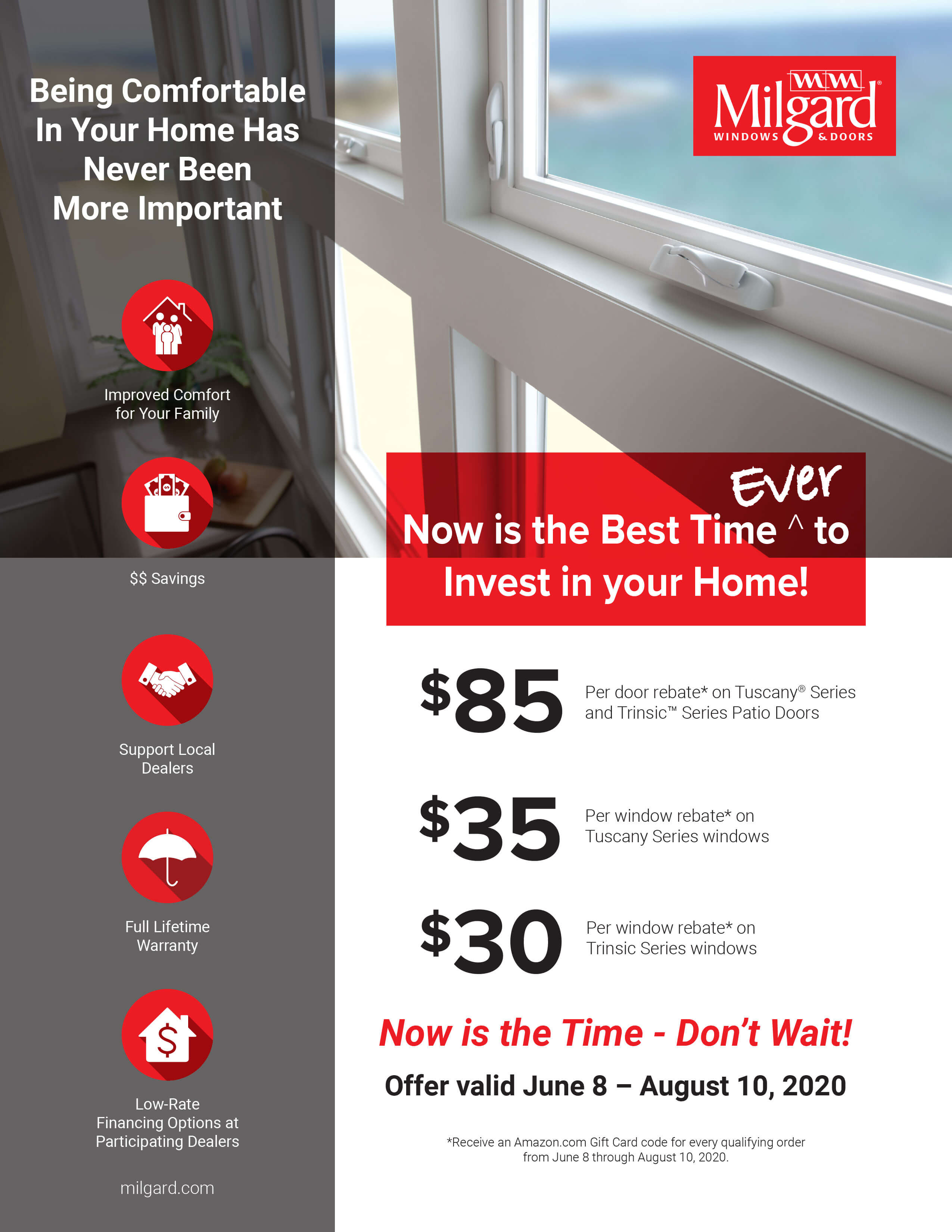 best time to buy promo flyer 1