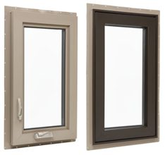 casement commercial windows