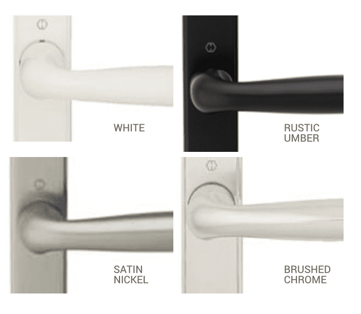 handle finishes