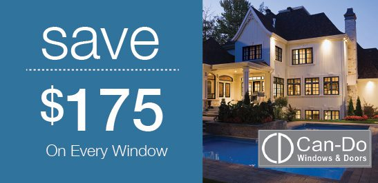 save 175 window replacement