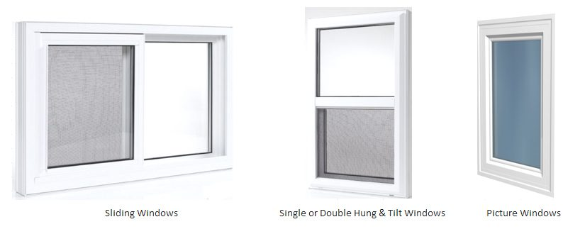 valencia sliding windows
