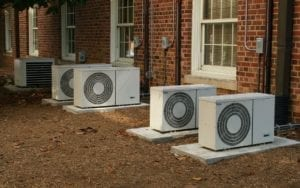 air conditioning installation in Redwood City CA 300x188