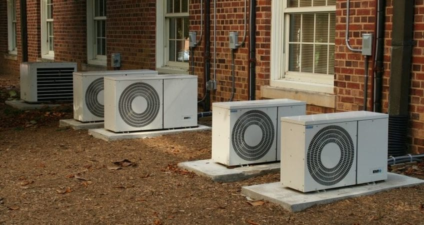 air conditioning installation in Redwood City, CA