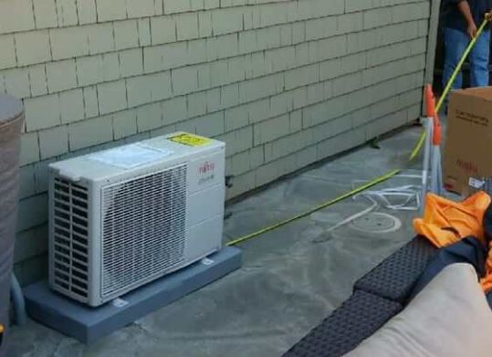 air conditioning repairs in Hillsborough, CA