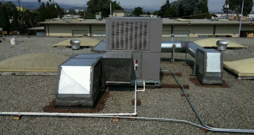 air conditioning service in Hillsborough, CA