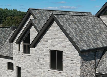 crowne slate roof design