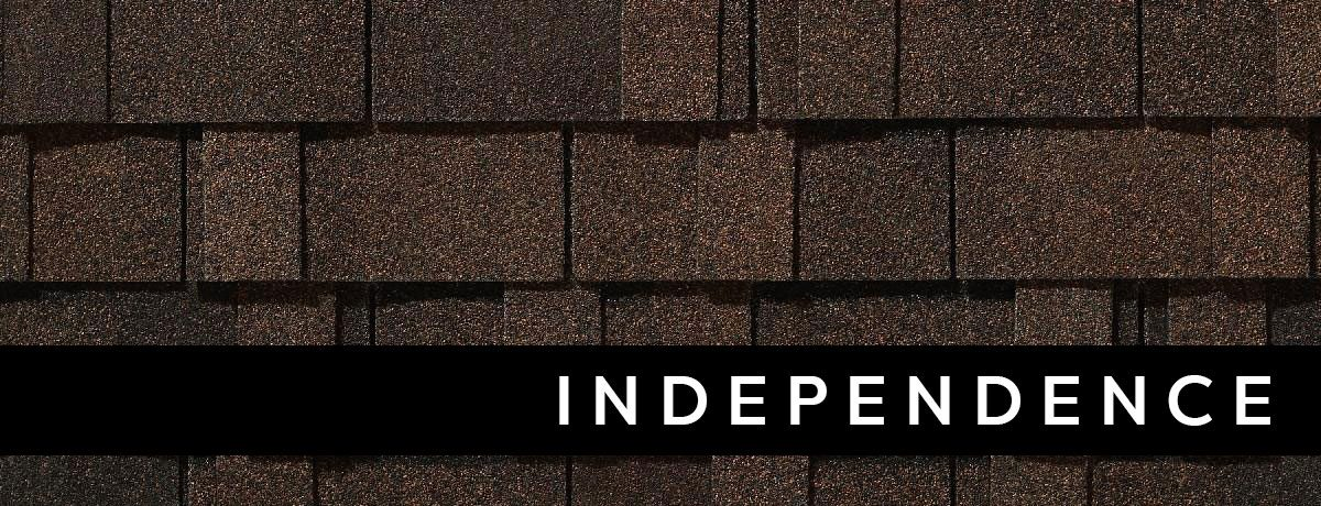 independence roof design