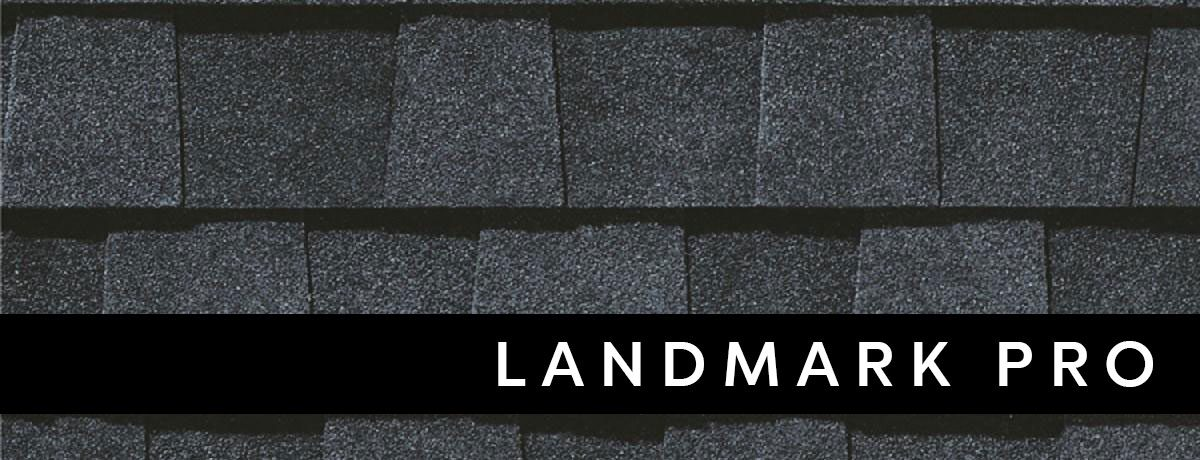 landmark pro roof design