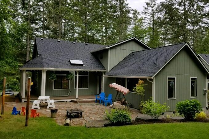 roofing in or near Spanaway, WA