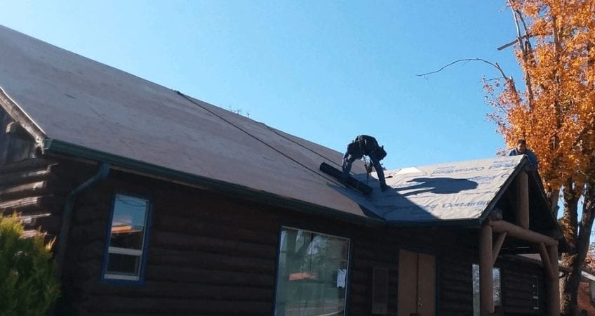 roofing help in or near Lacey, WA