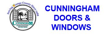 Cunningham Doors and Windows Logo