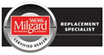 milgard replacement specialist badge