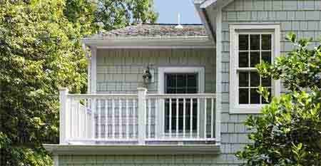 Hardieshingle Siding In Straight Edge Panel Home 2