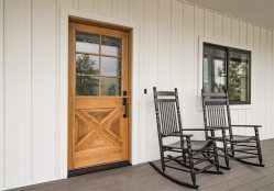 Quality Exterior French Door 37635A