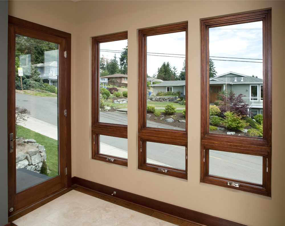 Maintain Wood Replacement Windows