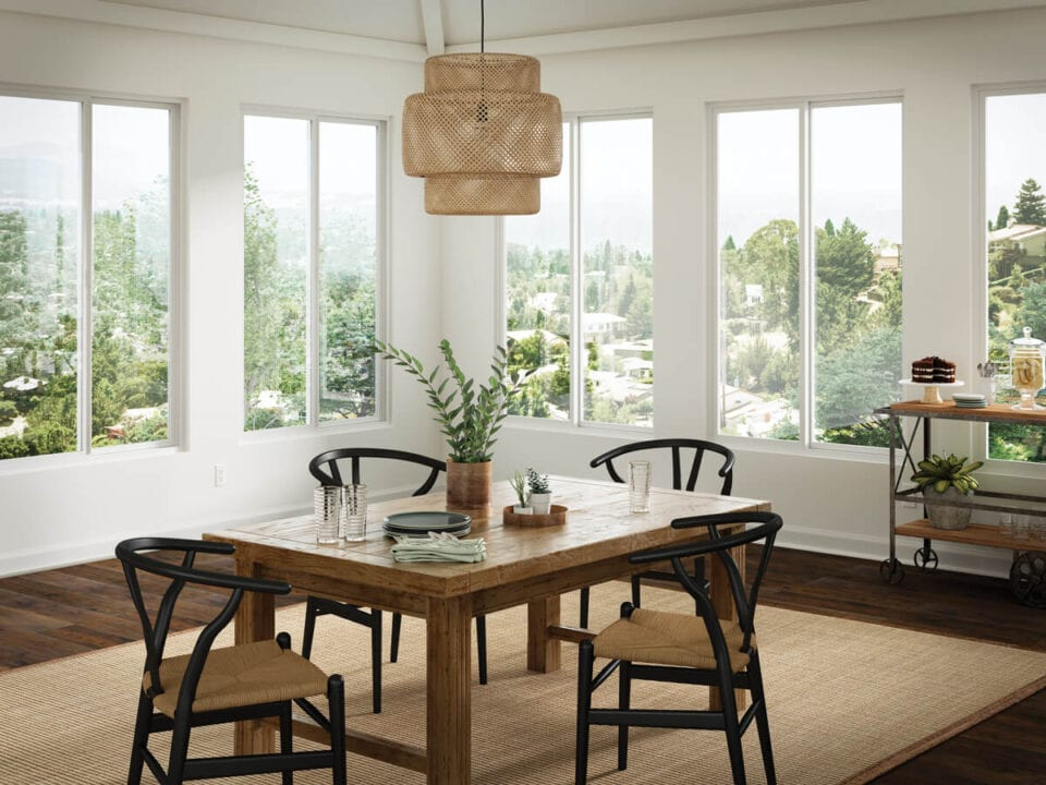 replacement windows in Huntington Beach, CA