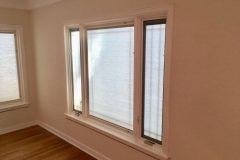 PELLA Window with Internal Blinds