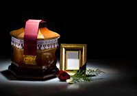Cremation Funeral Planning Common Faqs From Family Planners Urn and Photo Frame 001