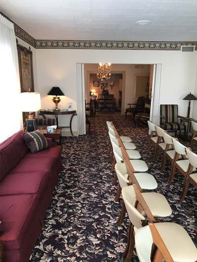 Glickler Funeral Home Cremation Service Facilities Gallery Huber Heights OH  001