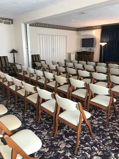 Glickler Funeral Home Cremation Service Facilities Gallery West Carrollton OH001
