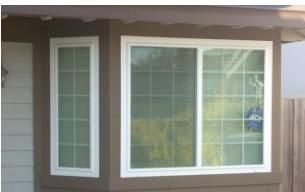 Sliding Window and a Fixed Window