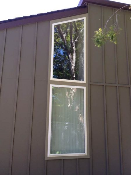 Two Fixed Windows
