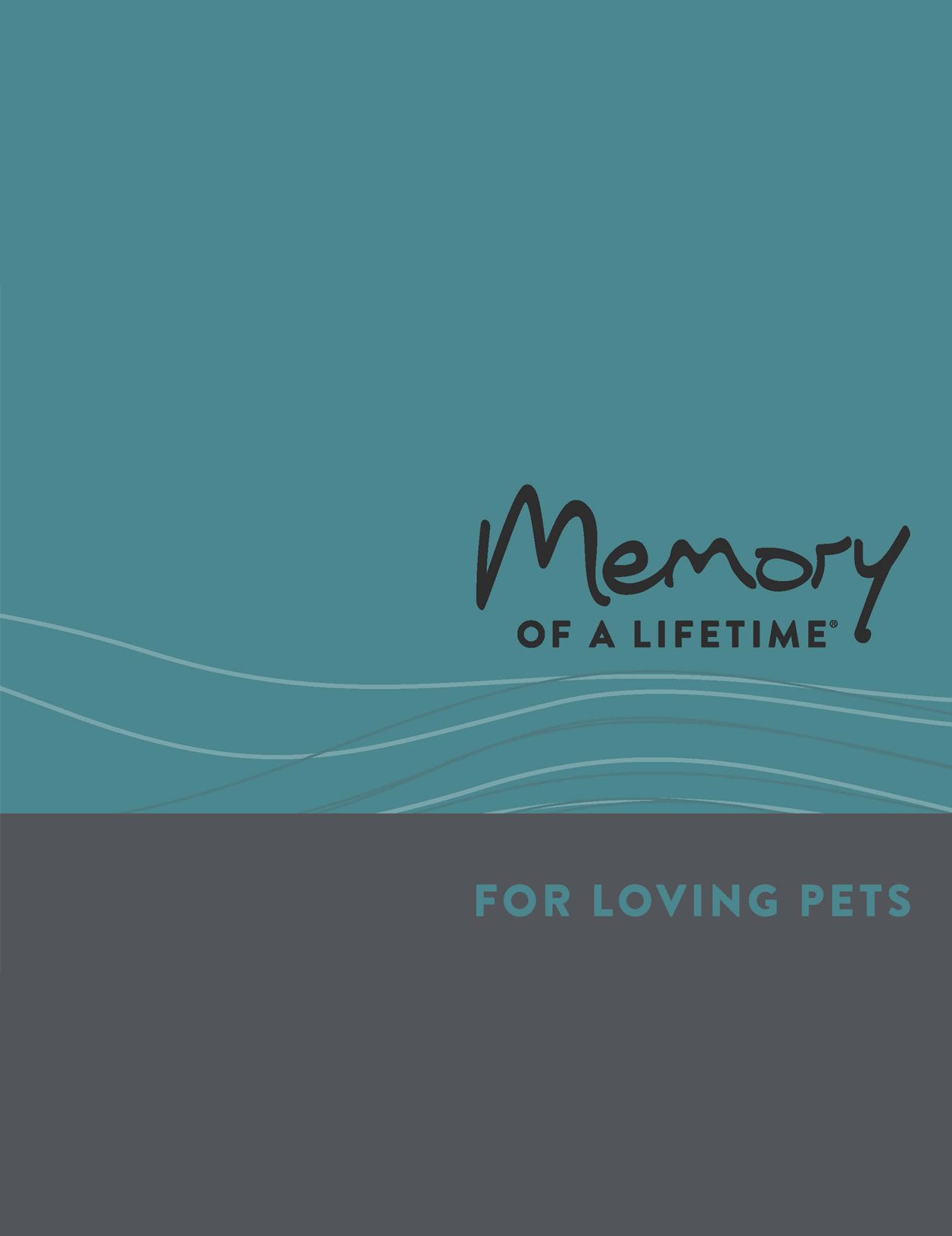 2020 Memory of a Lifetime Pets thumbnail