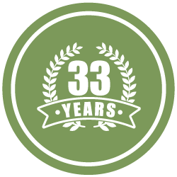 foster exteriors window company 33 years logo - Home