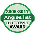 foster exteriors window company angie list super service award 2005 2017 - Home