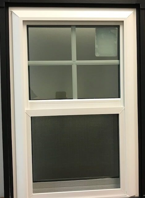 replacement windows alside mezzo exterior view - Windows
