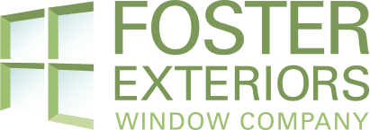 Foster Exteriors Window Company Logo - Reasons To Change Colors On Replacement Windows