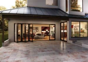 Milgard sliding door patio 300x211