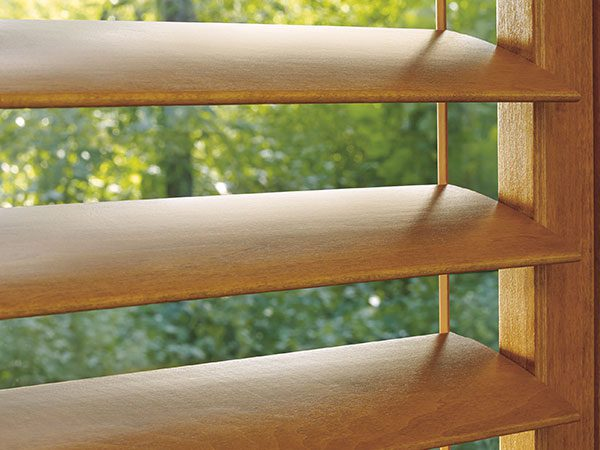 Wood Windows for Natural Decor