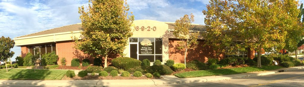 Building Funeral Home And Cremations Roseville CA