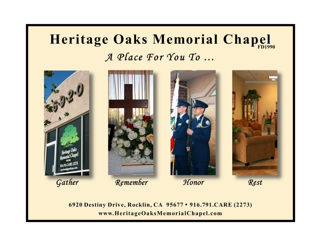 our history funeral home and cremations roseville ca
