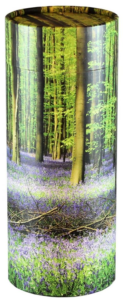 Scattering Tube Bluebell Forest preview 1