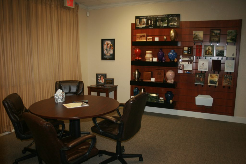 arrangement room funeral home lincoln ca