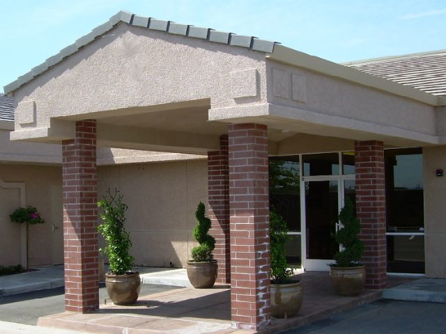 entry portico funeral home and cremations lincoln ca