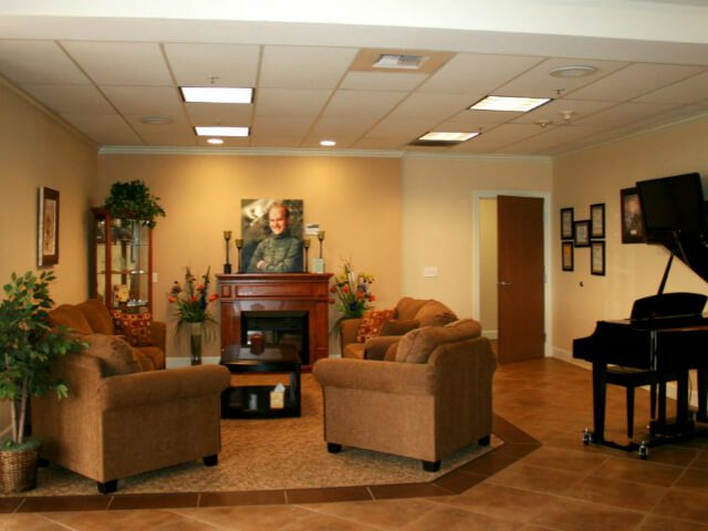 gathering area funeral home and cremations lincoln ca