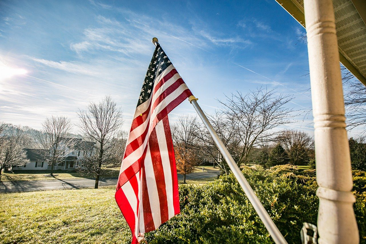 the history of the united states flag