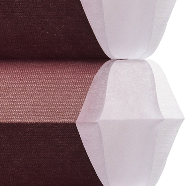 Duette Fabric: Architella® Elan®   Color: Farmhouse Red