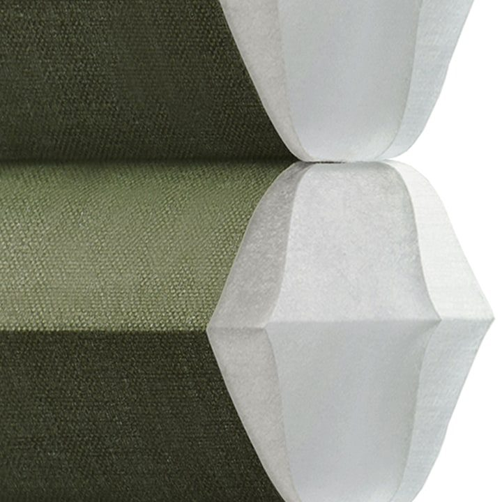 Duette Fabric: Architella® Elan®   Color: Oregano