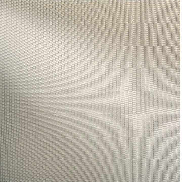 Designer Roller Shades Fabric: Alustra Lucere   Color: Tin