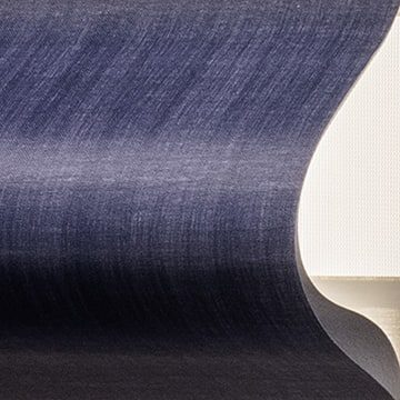 Pirouette Fabric: Satin   Color: Indigo