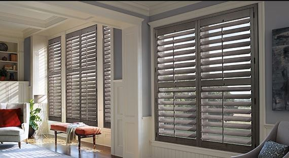 Boca Raton, FL window shutters