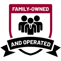 family owned and operated 250x250