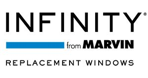 logo infinity by marvin large